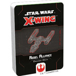 Fantasy Flight Games Rebel Alliance Damage Deck SW X-Wing: 2E