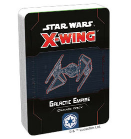Fantasy Flight Games Galactic Empire Damage Deck SW X-Wing: 2E