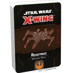 Fantasy Flight Games Resistance Damage Deck SW X-Wing: 2E