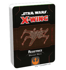 Fantasy Flight Games Resistance Damage Deck SW X-Wing: 2E