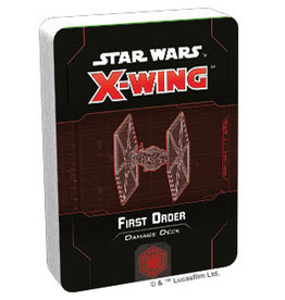 Fantasy Flight Games First Order Damage Deck SW X-Wing: 2E