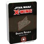Fantasy Flight Games Galactic Republic Damage Deck SW X-Wing: 2E