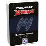 Fantasy Flight Games Separatist Alliance Damage Deck SW X-Wing: 2E