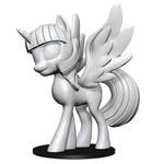 WIZKIDS/NECA My Little Pony Deep Cuts Twilight Sparkle