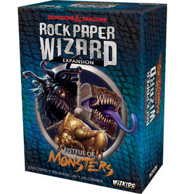 WIZKIDS/NECA D&D: Rock Paper Wizard Fistful of Monsters Expansion