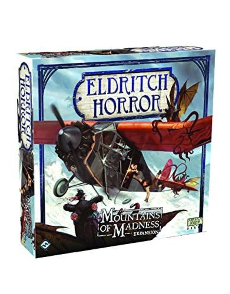 Fantasy Flight Games Eldritch Horror - Mountains of Madness
