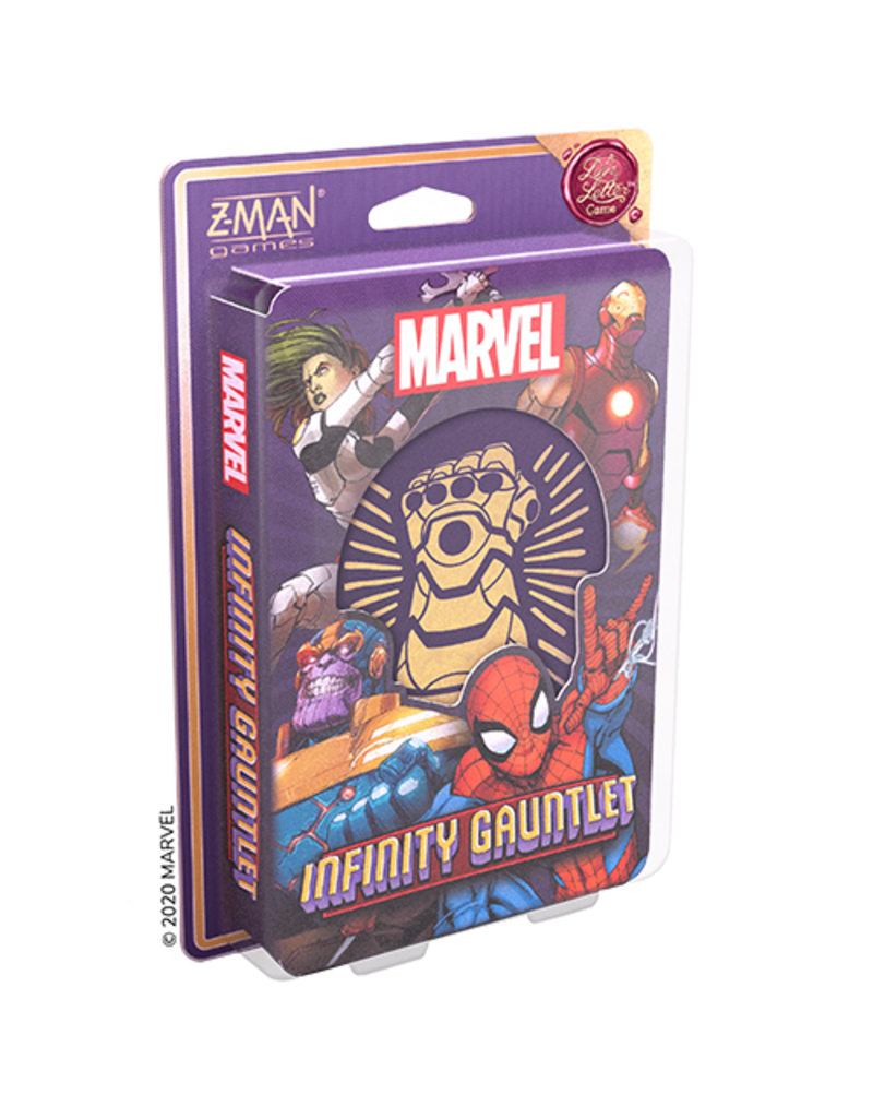 Asmodee Studios Infinity Gauntlet A Love Letter Game