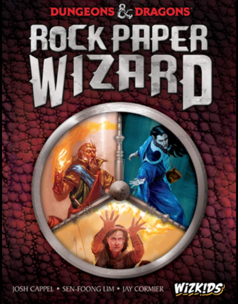 WIZKIDS/NECA D&D: Rock Paper Wizard