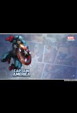 Fantasy Flight Games Marvel Captain America Game Mat