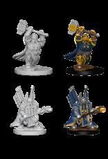 WIZKIDS/NECA D&DNMUM Dwarf Male Paladin W4