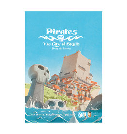 Van Ryder Games Pirates The City of Skulls GNAS2