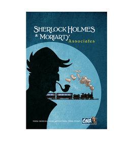 Van Ryder Games Sherlock Holmes & Moriarty GNAS2