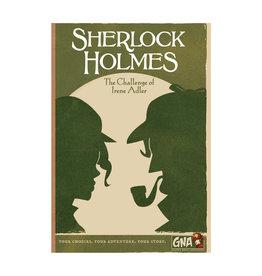 Van Ryder Games Sherlock Holmes The Challenge of Irene Adler GNAS2
