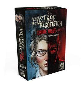 Van Ryder Games Hostage Negotiator Crime Wave
