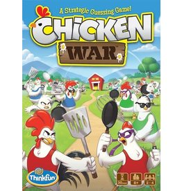 Thinkfun Chicken War