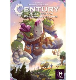PLan B Games Century: Golem Edition Easterm Mountains