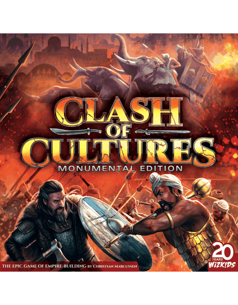 WIZKIDS/NECA Clash of Cultures Monumental Edition