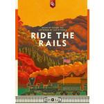 Capstone Games Iron Rail 2 Ride the Rails