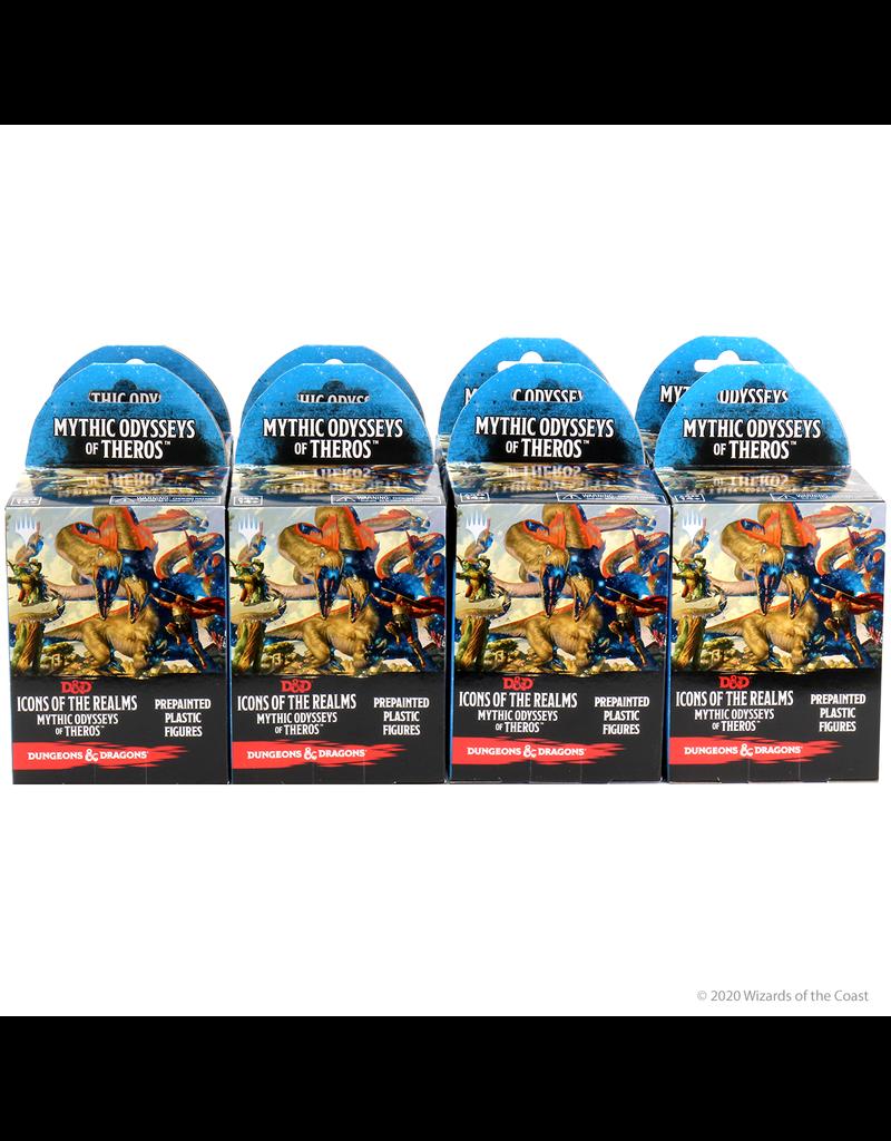 WIZKIDS/NECA D&D IotR Mythic Odysseys of Theros Booster Brick (8)