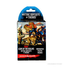 WIZKIDS/NECA D&D IotR Mythic Odysseys of Theros Booster