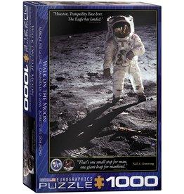 EuroGraphics Walk on the Moon 1000 pc