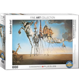 EuroGraphics The Temptation of St. Anthony 1000pc