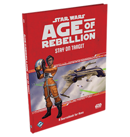 Fantasy Flight Games SW AoR RPG Stay on Target