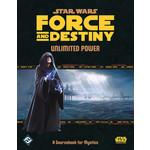 Fantasy Flight Games SW F&D RPG Unlimited Power