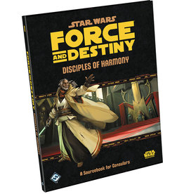 Fantasy Flight Games SW F&D RPG Disciples of Harmony