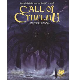 Chaosium Call of Cthulhu: 7th Edition