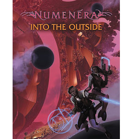 Monte Cook Games Numenera RPG: Into the Outside