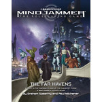 Evil Hat Productions FATE Core RPG Mindjammer The Far Havens