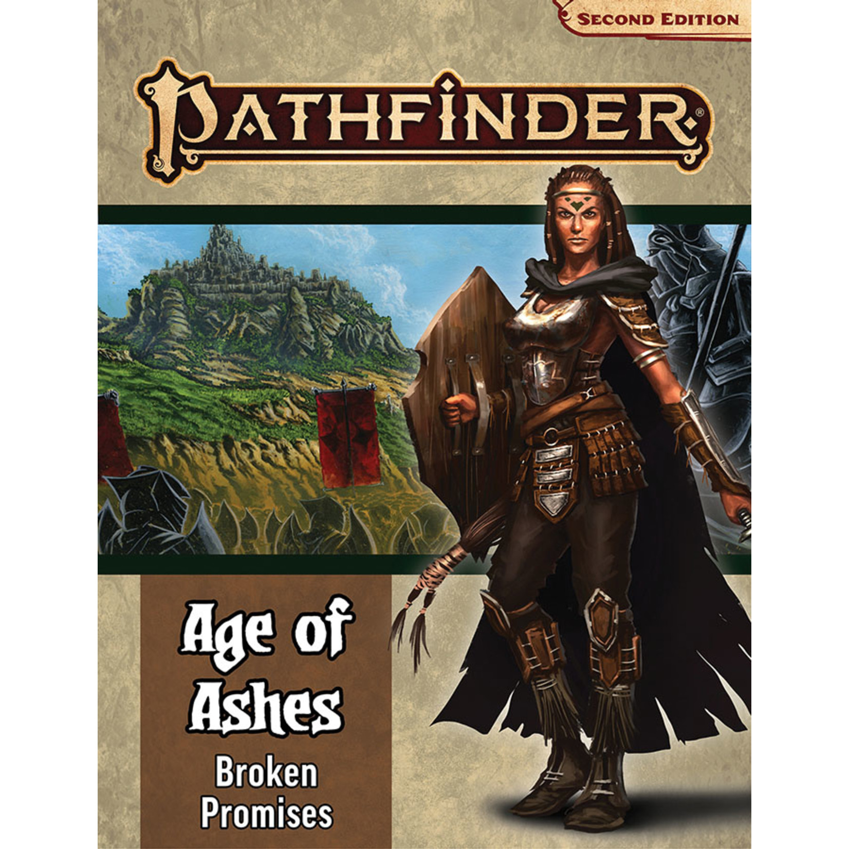 Paizo Age of Ashes Part 6 - Broken Promises 2E RPG