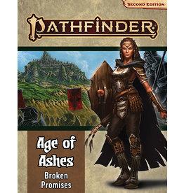 Paizo Age of Ashes Part 6 - Broken Promises 2E RPG