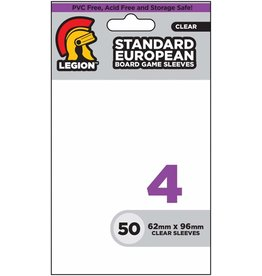 Legion Board Game Sleeves: Standard European (50)