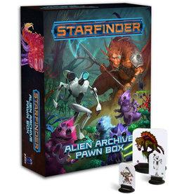 Paizo Starfinder RPG: Pawns - Alien Archive Pawn Box