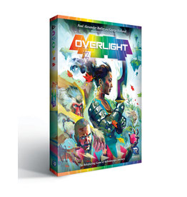 Renegade Game Studios Overlight: Role Playing Game