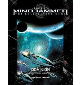 Modiphius Fate Core RPG: Mindjammer - Dominion