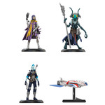 Ninja Division Games Starfinder Iconic Heroes Set 1