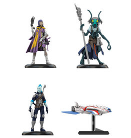 Ninja Division Games Starfinder Iconic Heroes Set 1