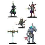 Ninja Division Games Starfinder Iconic Heroes Set 2