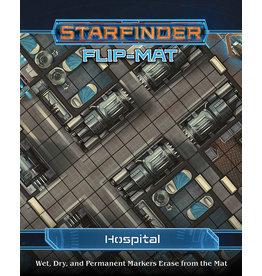 Paizo Hospital Starfinder RPG: Flip-Mat