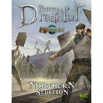 Wyrd Miniatures Through the Breach RPG: Penny Dreadful -Northern Sedition