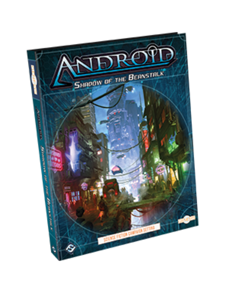 Fantasy Flight Games Shadow of the Beanstalk Genesys RPG