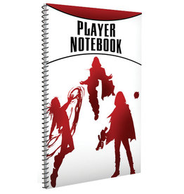 Monte Cook Games Player Notebook Your Best Game Ever