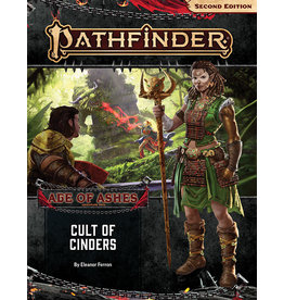 Paizo Age of Ashes Part 2 - Cult of Cinders 2E RPG