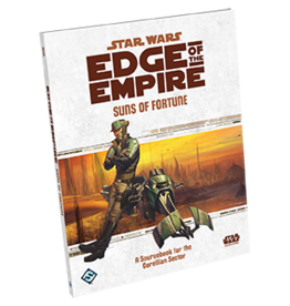 Fantasy Flight Games SW EotE RPG Suns of Fortune