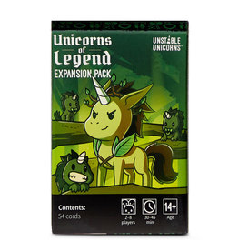 TeeTurtle Unstable Unicorns Unicorns of Legend