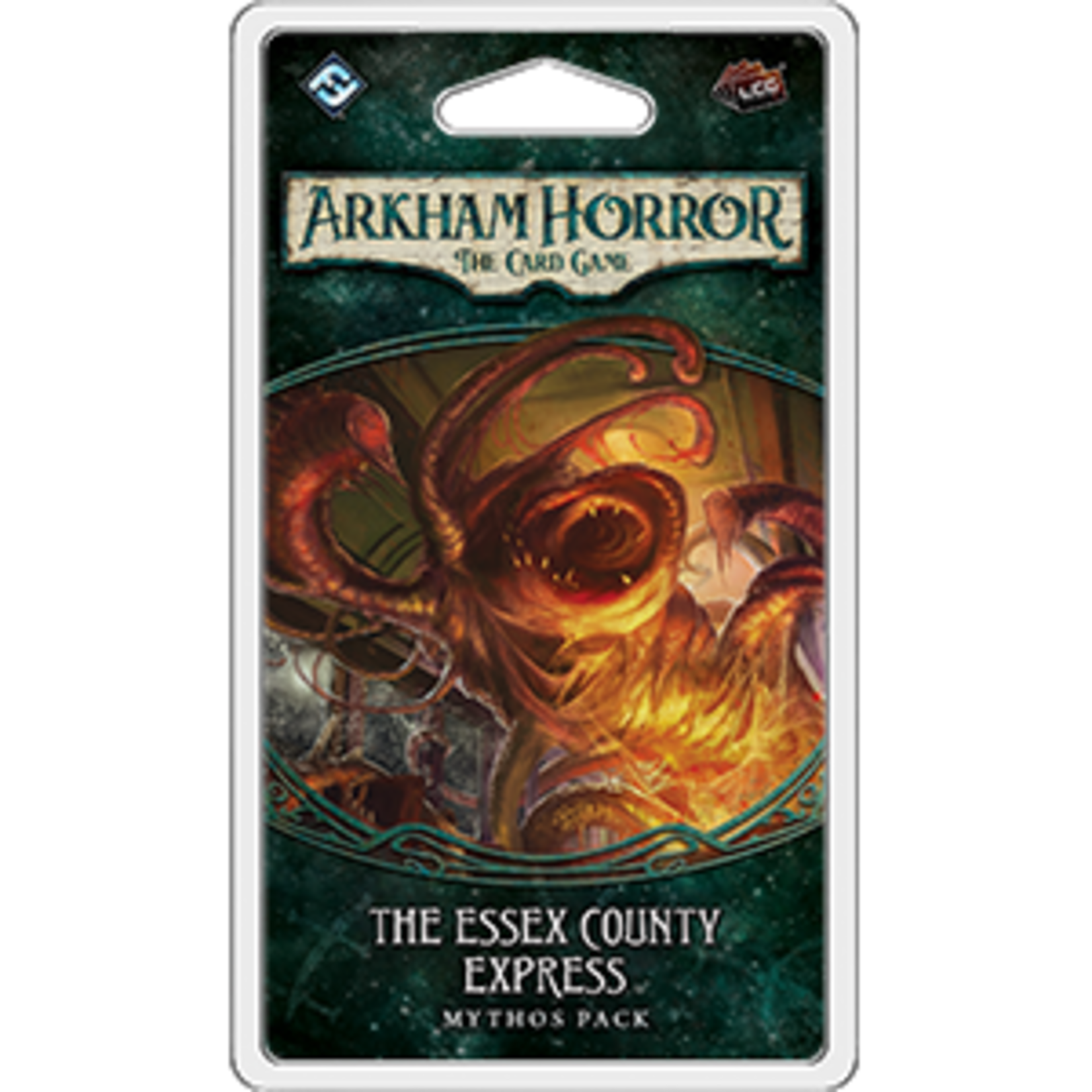 Fantasy Flight Games AH LCG: The Essex County Express