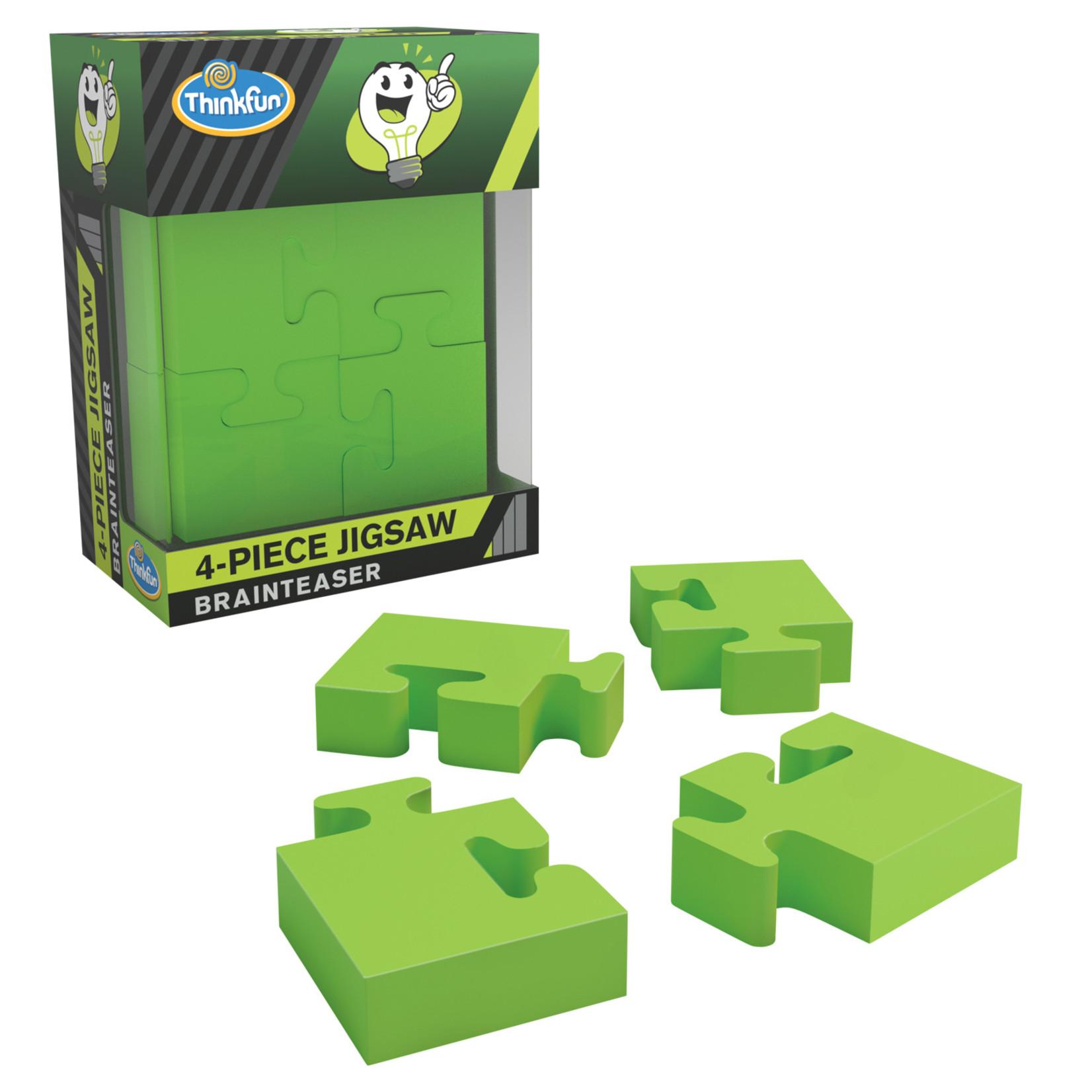 Thinkfun 4-Piece Jigsaw